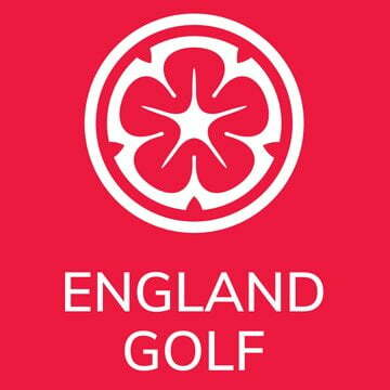 England Golf Website