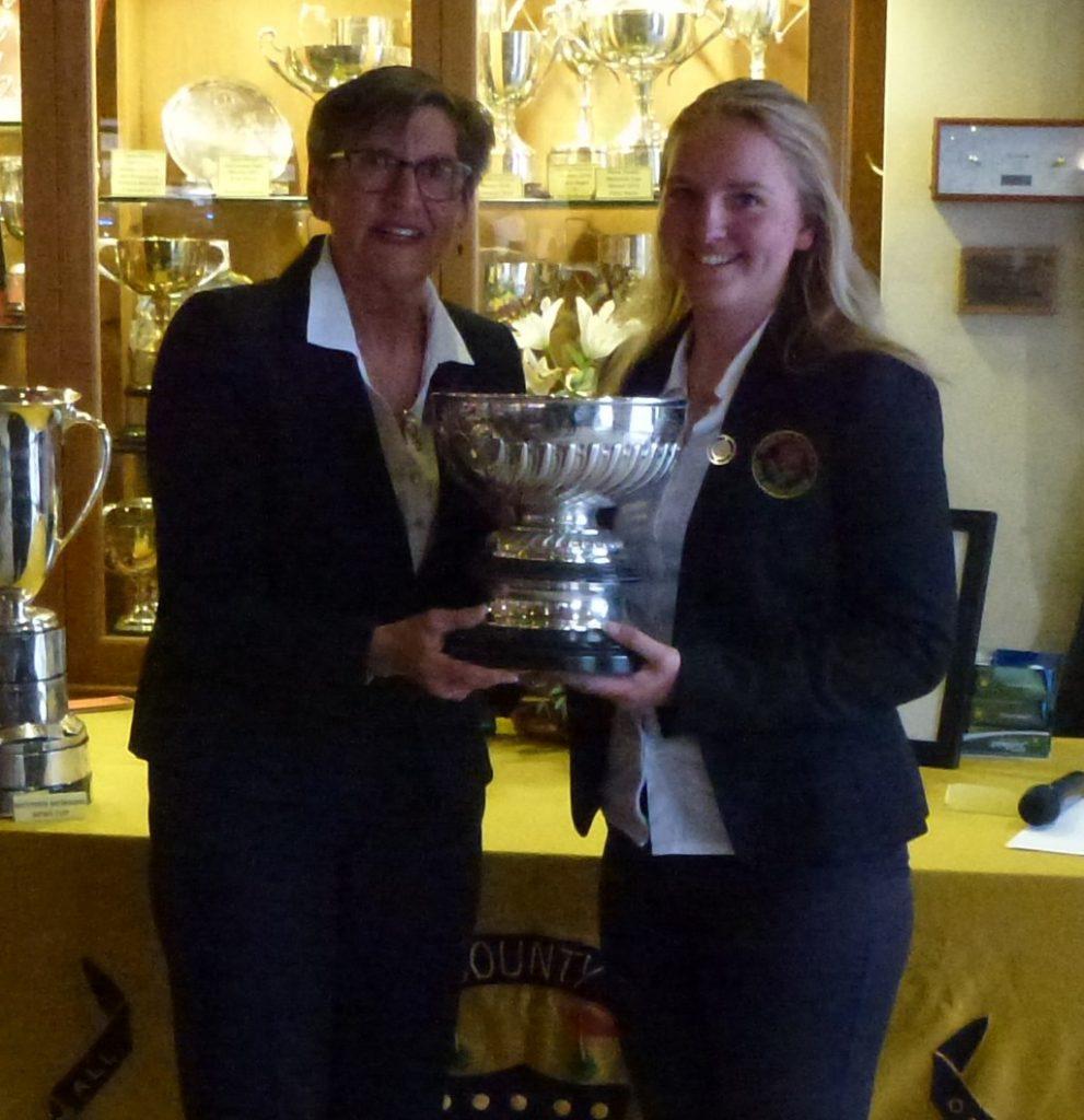 CLCGA Champion 2019 Megan Gilles