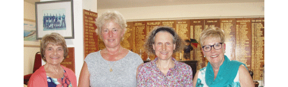 Past Captains Society Spring Meeting