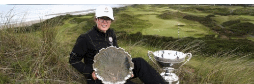 Emily Toy Wins Womens Amateur Championships