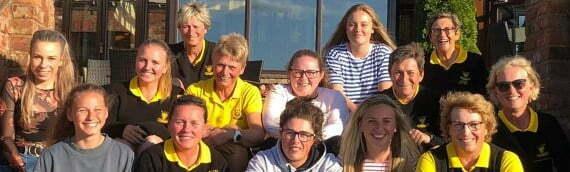 The County Team. 2019 SW Inter County Match Week at Woodbury Golf Club- Devon