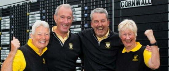 Golf Weeks County Presidents Trophy winners