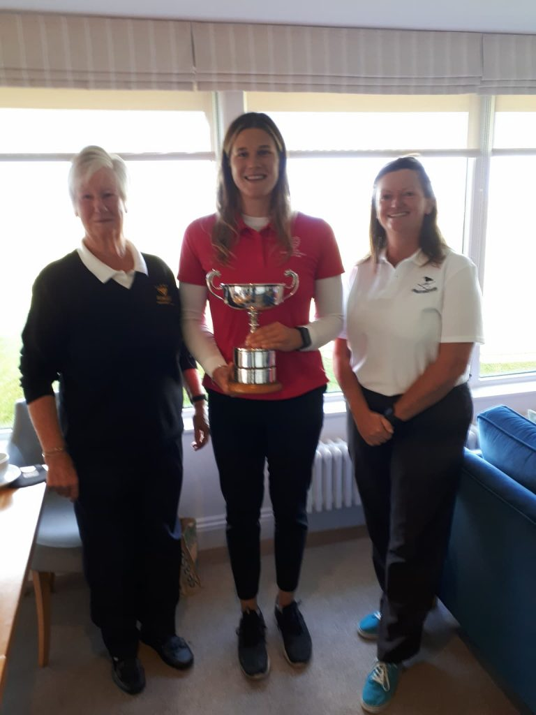 Vice President's Cup Finalist with County President